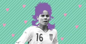 An Ode to Sue Smith's Hair