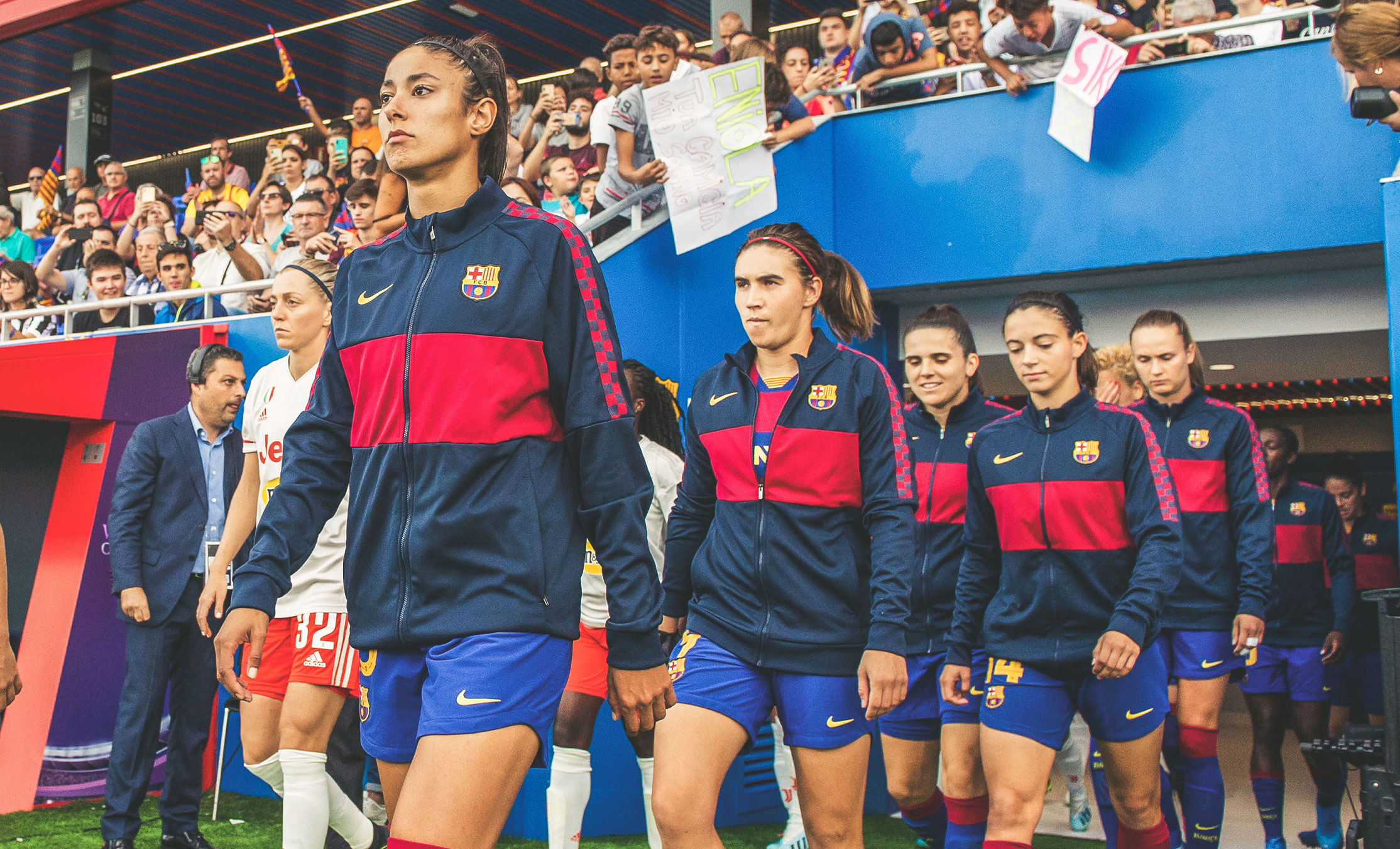 Six things you need to know about Barcelona Femení