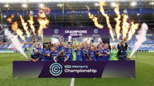 Leicester City: The city where Women's Football is booming